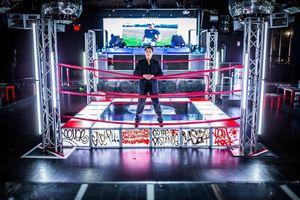 Fat Joe -- Surprise Performance at UFC Theme Bar Mitzvah