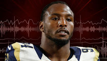 Rams' Robert Quinn -- Family Called 911 for Possible Seizure (AUDIO)