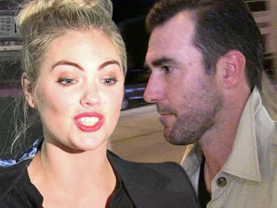 Kate Upton -- Rips MLB Writers Over Cy Young Snub ... You 'F'd' Justin Verlander!!!