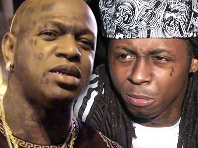 Birdman -- Furious at Lil Wayne ... No Respek Means No Deal!