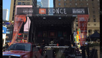 DNCE -- Surprise! We're Rocking NYC (PHOTO)