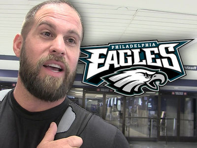 'America's Got Talent' Finalist -- Signs 3 Year Contract with Eagles