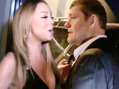 Mariah Carey -- James, You're a 'Lying Opportunist' ... Settlement Dead