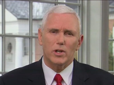 Mike Pence -- Breaks with Trump on Broadway Musicals (VIDEOS)