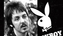 Playboy Sued -- Drop Paul McCartney's Sexy Mullet Now and Hand Over the Dough