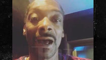 Snoop Dogg -- So High and On My Freestyle for More Puff Puff Pass Tour (VIDEO)