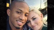 Lindsey Vonn -- I'VE GOT A BOYFRIEND ... And It Ain't Lewis Hamilton! (PHOTO)