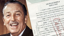 Walt Disney -- Where There's a Will, There's a Way to Spend $60k! (DOC + PHOTO GALLERY)