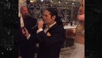 Corey Feldman -- Knife-y Speech After 'Gigolo' King Marries Him Off (VIDEO + PHOTOS)