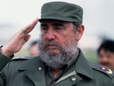 Fidel Castro -- Dead at 90