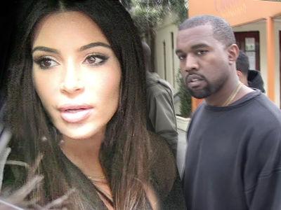 Kim Kardashian -- One Mission ... Help Kanye