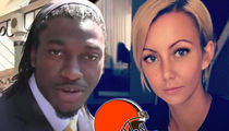 Cleveland Browns -- We're Investigating RG3 Wallet Theft
