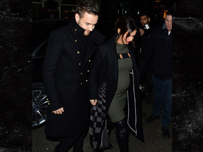 One Direction's Liam Payne & Cheryl Cole -- They Don't Know About Us ... Expecting? (PHOTO)