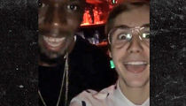 Justin Bieber -- Fast Times With Usain Bolt (VIDEO & PHOTOS)