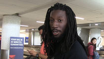 ATL Falcons' Desmond Trufant -- Teases Possible 2016 Return ... Though Highly Unlikely (VIDEO)