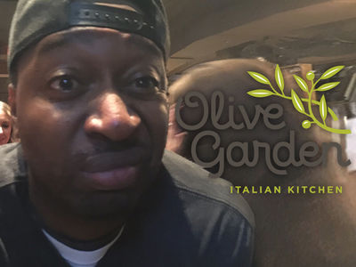Comedian Ricky Smith -- Olive Garden Employees Suspended For ... 'Casual Racism'