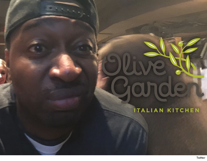 comedian ricky smith was not treated like family at an ohio olive garden when he popped in for dinner with his friends and weve learned the employees - Olive Garden Oshkosh