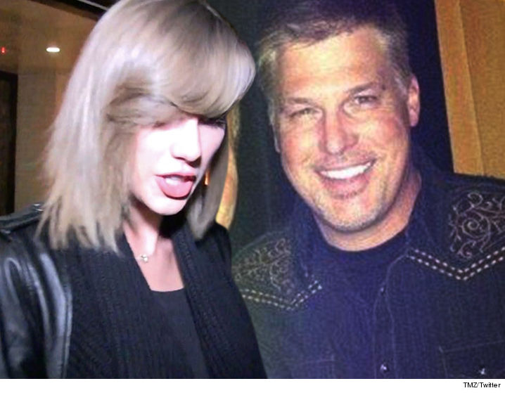 Taylor Swift Alleged Butt Grabber Interview Disappears ... She Denies Strong-arming
