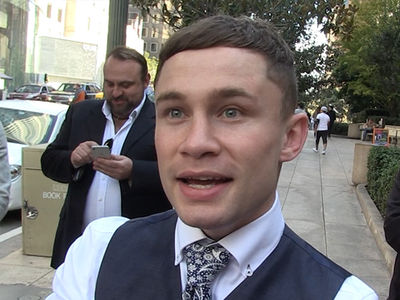 Conor McGregor -- Real Talk from N. Irish Boxing Star ... You Can't Beat Mayweather! (VIDEO)