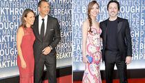 Alex Rodriguez -- Plays Nice with GF's Billionaire Ex ... Hey, Is That Zuckerberg & Vin Diesel? (PHOTOS + GALLERY)
