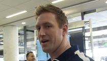 NFL's Kroy Biermann -- Defends Jeff Fisher ... He Doesn't Suck (VIDEO)