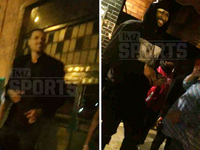 NBA Star Matt Barnes -- Accused of Choking Woman in NYC Nightclub (VIDEO UPDATE)