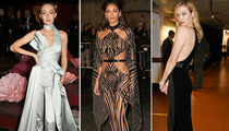 Fashion Awards 2016 -- Glitz, Glamour and Gigi & Friends (PHOTO GALLERY)