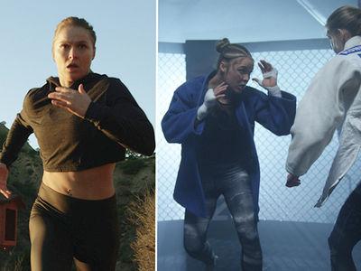 Ronda Rousey -- I Heard The Critics ... WATCH ME PROVE YOU WRONG! (VIDEO)