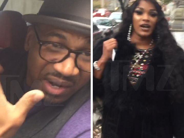 Cops Called Over Joseline Hernadez's Jealous Rage