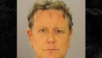 Judge Reinhold -- The Smug Mug After Dallas Arrest (MUG SHOT)