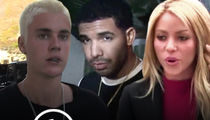 Drake & Justin Bieber -- Radio Industry Trying to Get Hits on the Cheap ... Music Licenser Sues