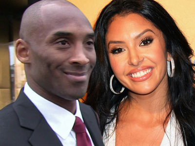 Kobe Bryant -- Three-Peat Papa ... Wife Gives Birth To 3rd Kid