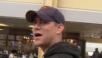 Theo Epstein -- Steve Bartman Is Welcome at Wrigley ... But Leave That Guy Alone!! (VIDEO)