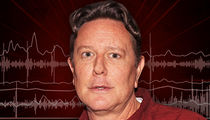 Judge Reinhold -- Strange Cocaine Talk on Radio Hours Before Dallas Arrest (AUDIO)