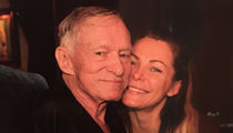 Hugh Hefner Tweets to Kill Death Rumors (PHOTO)