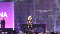 Madonna Brags About Surviving Prince, Bowie, and Whitney in Acceptance Speech (VIDEO)