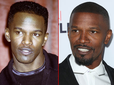 Jamie Foxx Good Genes or Good Docs?
