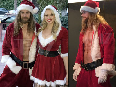 Brock O'Hurn Is The Sexiest Santa You'll See (PHOTO GALLERY)