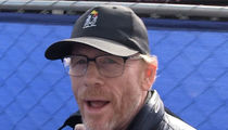 Ron Howard Loved Making 'Mars' But He'd Never Go! (VIDEO)