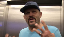 Chuck Liddell Nervous about Betting on Rousey (VIDEO)