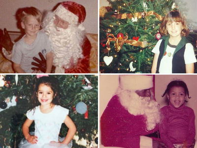 Guess Who These Christmas Cuties Turned Into!