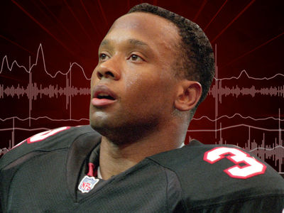 Ex-NFL Star Jamal Anderson Exposed His Penis at Gas Station ... Cops Say (911 AUDIO)