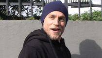 Charlie Hunnam May Appear on 'Sons of Anarchy' Spinoff (VIDEO)