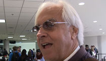 Horse Trainer Bob Baffert Plays Tom Brady/American Pharoah Sperm Game