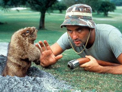 Bill Murray Opening 'Caddyshack'-Themed Bar In Chicago