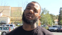 The Game's Request For New Trial Denied For Now