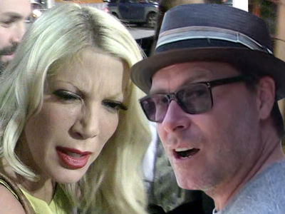 Tori Spelling and Dean McDermott Sued By City National Bank