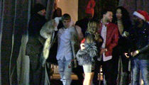 Justin Bieber Proud to Wear a Real Fur Coat (VIDEO + PHOTO)