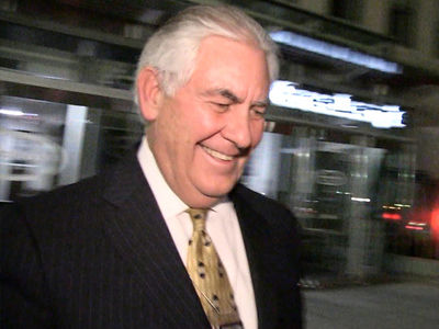 Rex Tillerson Mum on Best Christmas Gift (VIDEO)