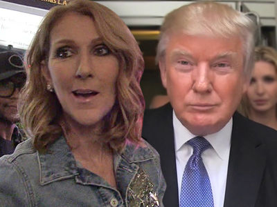 Celine Dion Chooses Fans Over Donald Trump Inauguration